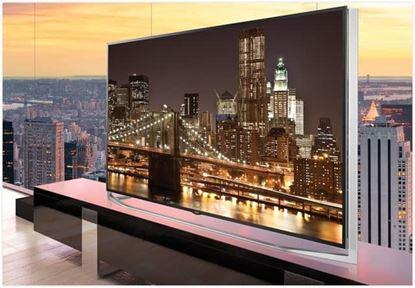 صورة سامسونج 49 انش منحني تلفزيون ذكي اسود - 49K6500
