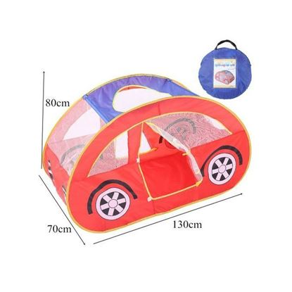 Picture of Folding Car Tent - Red