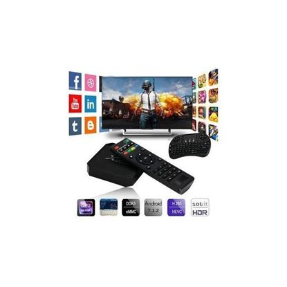 Picture of X96 Mini - 16GB Android TV Box + Android Keyboard