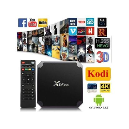 Picture of X96 Mini TV Box - 2GB RAM - 16GB ROM