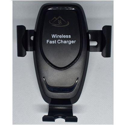 صورة K-80 Fast Wireless Car Charge
