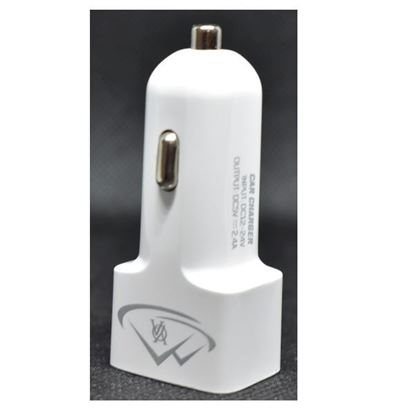 صورة YOA 20- Car Charger - 2 usb port