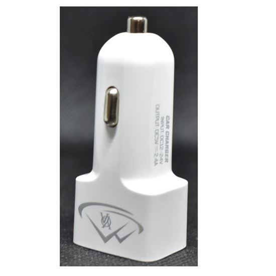 Picture of YOA 20- Car Charger - 2 usb port