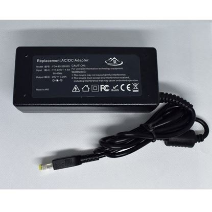 Picture of YOA  Adapter Lenovo 20V-3.25A USB