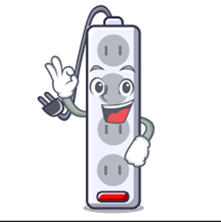 Picture for category POWER STRIP