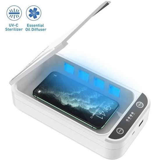 Picture of UV Sterilization Box